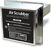 Improve your indoor air quality in Fredericksburg VA with an Aerus Air Scrubber.